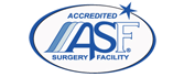 Accredited ASF Surgery Facility logo